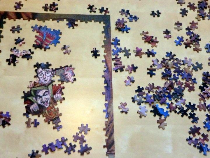 How do you Flatten a Puzzle Mat?