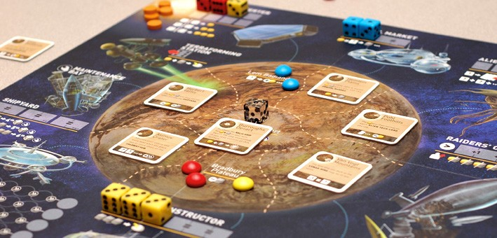 Best Space Themed Board Games