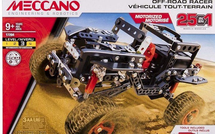 Best Meccano Sets