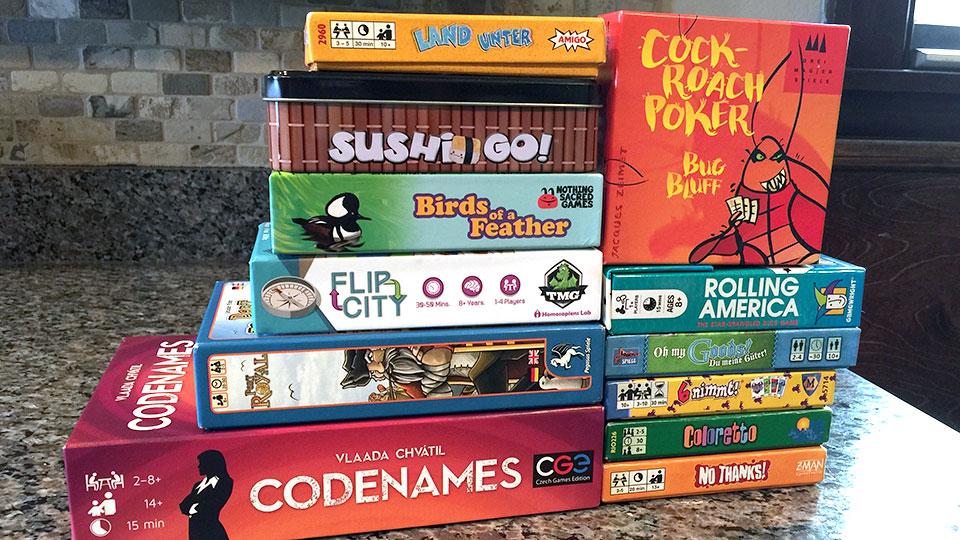Best Small Box Board Games