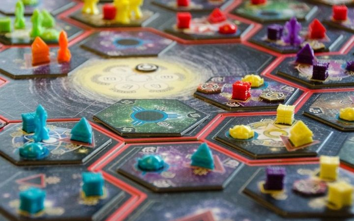 Best 5 Player Board Games