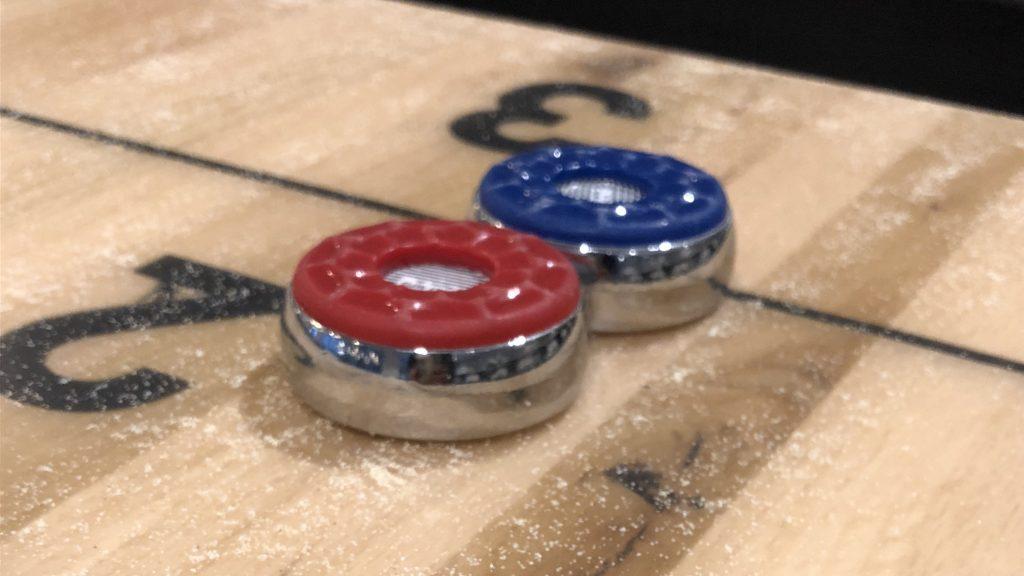 Best Shuffleboards Pucks